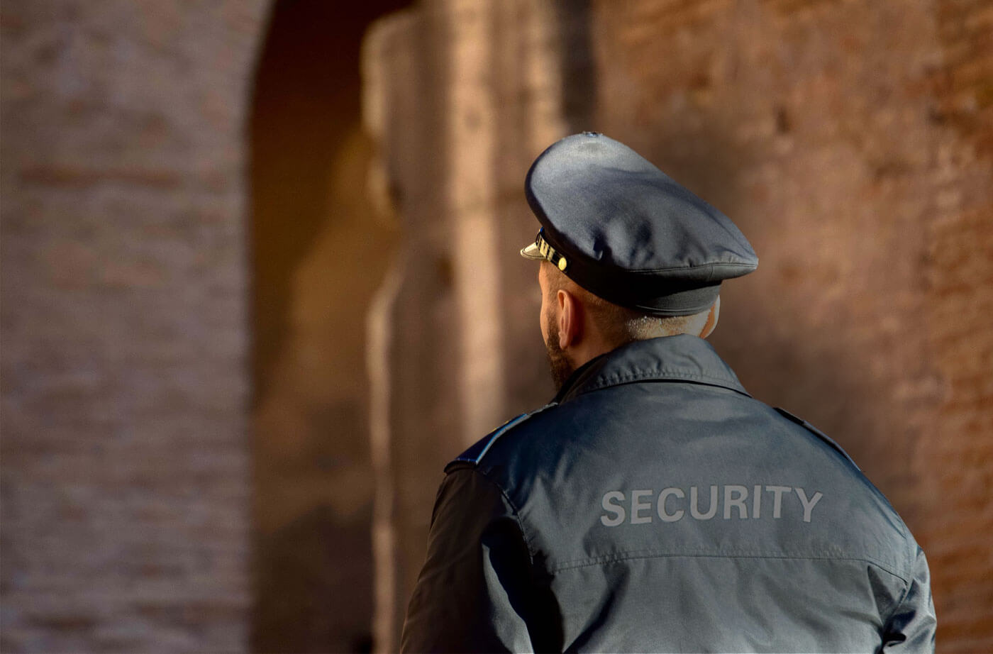 We Provide Security Guard Services